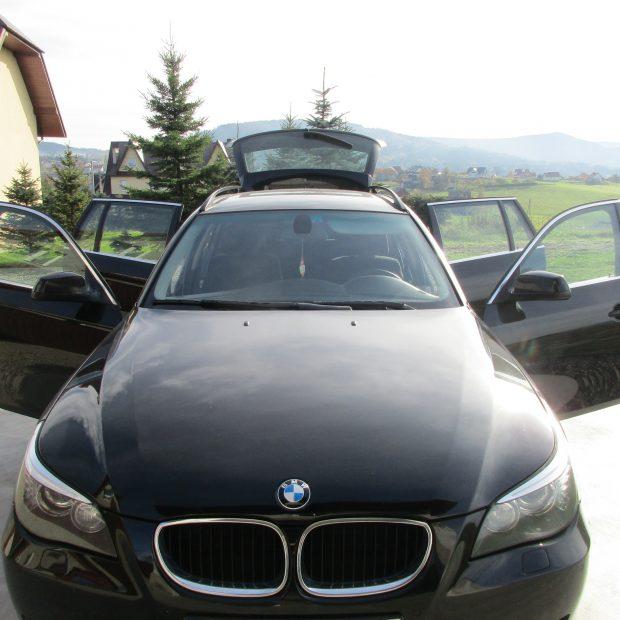 BMW E60 KOMBI